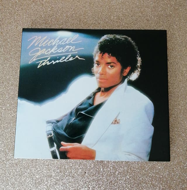 """Thriller"", Michael Jackson"