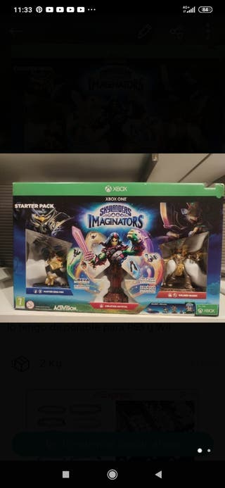 Xbox Skylanders imaginators