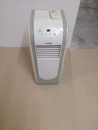aire acondicionado portátil frio