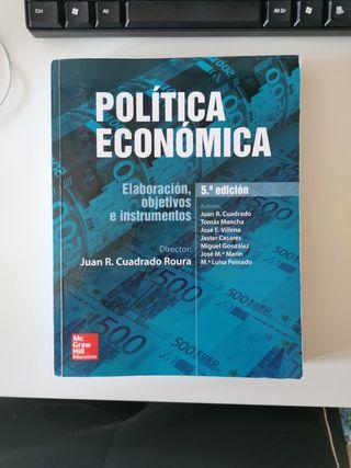 UNED. Política económica