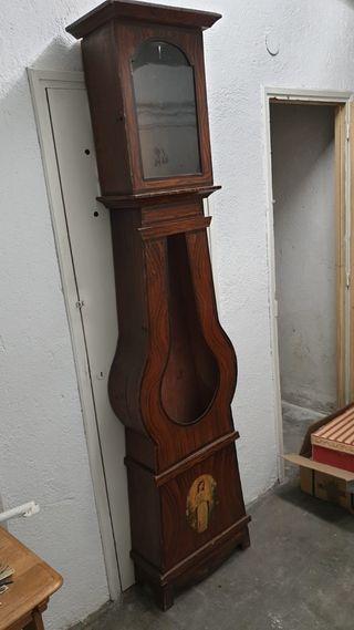 reloj de pared de guitarra