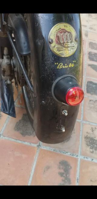 Montesa Brio 80 1956 125cc