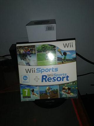 Wii/wii u wii sports+ wii sports resort