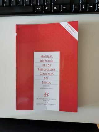 Manual didáctico de los presupuestos generales del