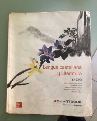 Libro de lengua castellana y literatura 1 ESO