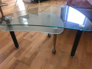 Glass Table/TV Stand