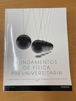 Fundamentos de física preuniversitaria