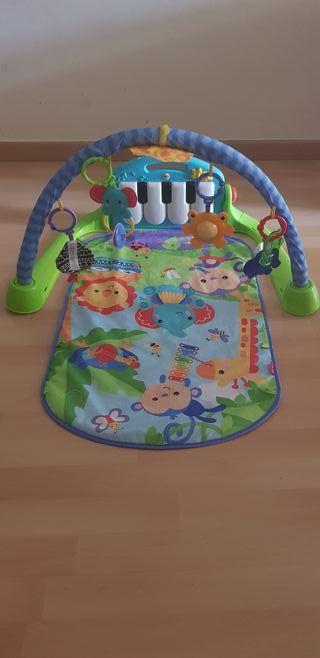 fisher price .gimnasia piano
