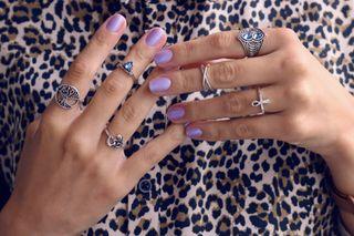 Pack 6 anillos bisutería
