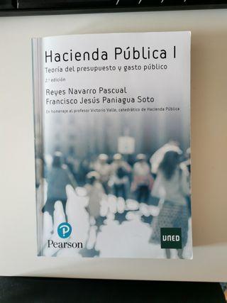 Hacienda Pública I. UNED