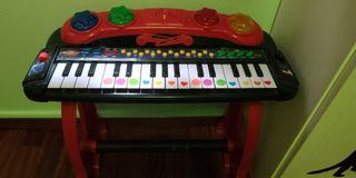 Piano Infantil Simba