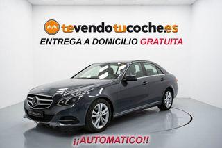 Mercedes E220d BlueTEC Avantgarde Auto 170cv