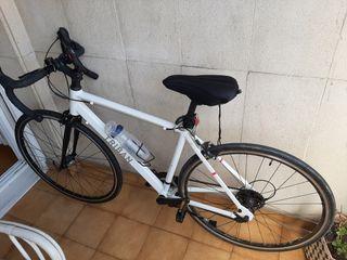 bicicleta triban 600