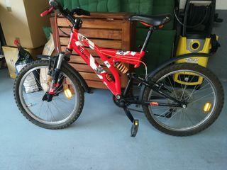bicicleta bwin 20