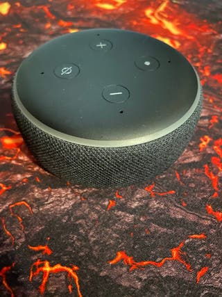 Echo Dot, Altavoz inteligente con Alexa