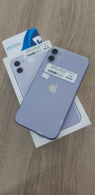 Iphone 11 128GB Purple Ocasión