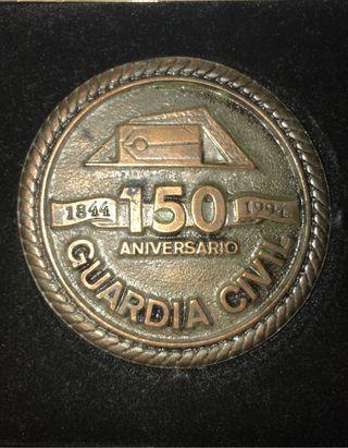 Medalla Guardia Civil