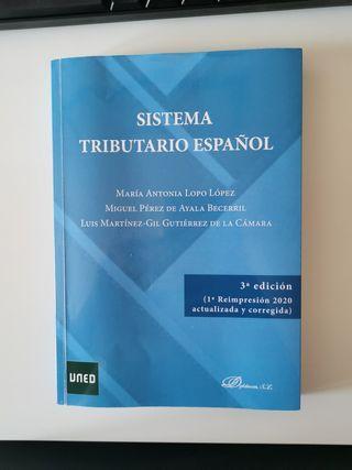 UNED. Sistema tributario español