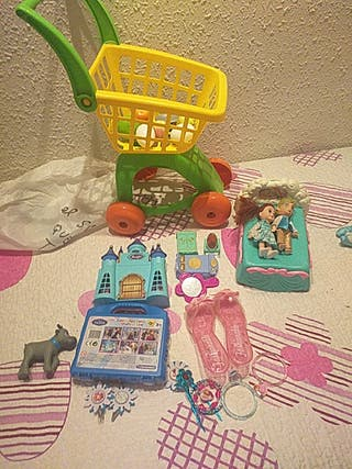 pac juguetes
