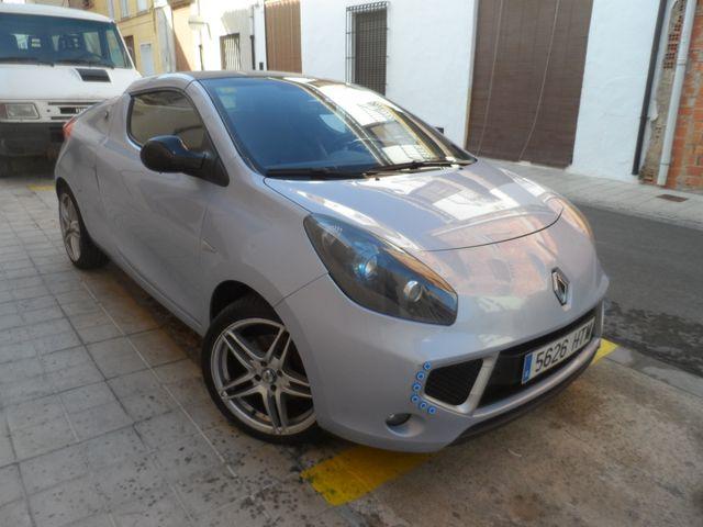 Renault Wind 1.2 tce 100cv cabrio dynamique, 2011