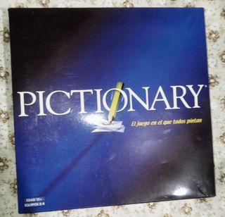 """Juego """"El pictionary"""""""