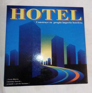 """Juego """"El hotel"""""""
