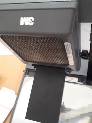 proyector transparencias 3M maleta