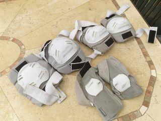 protección rodillas patines etc