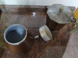 Cafetera aluminio 12 T