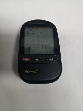 Airwell mando aire acondicionado