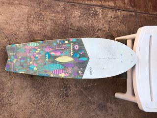 Tabla longboard chica
