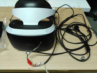 Gafas VR PlayStation 4 REPUESTOS