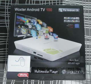 WOXTER ANDROID TV 100