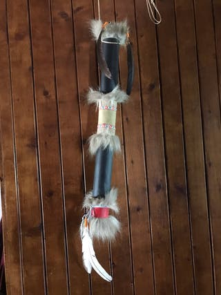 Portà flechas decorativo