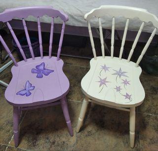 juego de mesa con sillas