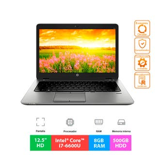 HP EliteBook 820 G3 WWAN - Core i7 - 8GB - 500GB