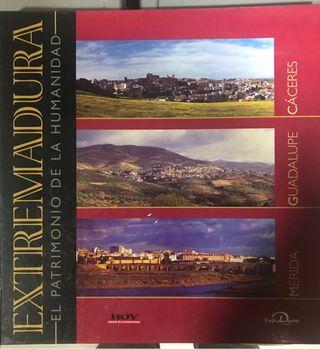 Extremadura. El patrimonio de la Humanidad.
