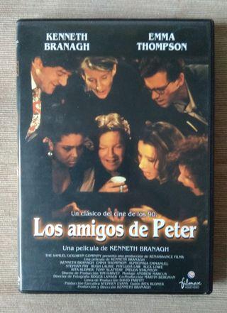 DVD Los amigos de Peter