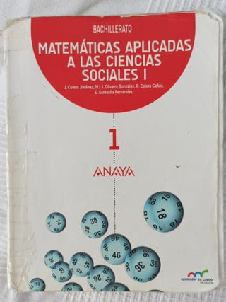 libro de matematicas de bachillerato