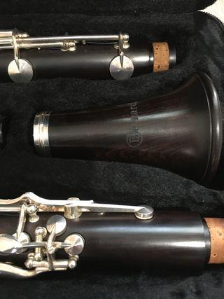 Clarinete bernard madera