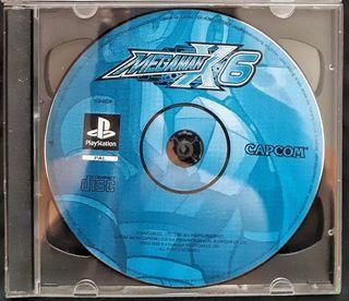 Megaman x6 - PS1