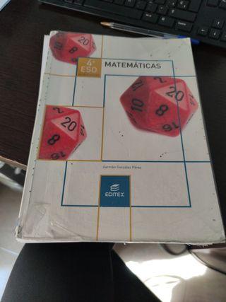 Matemáticas académicas 4 ESO