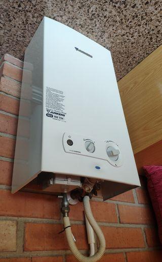 calentador eléctrico Junkers GAS NATURAL