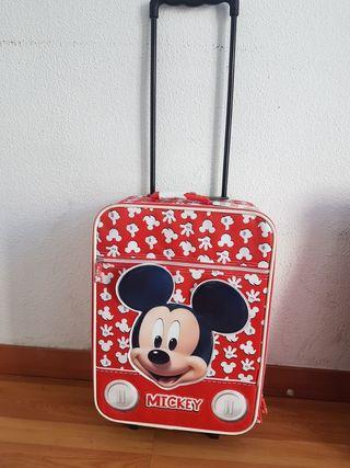 maleta mickey cabina