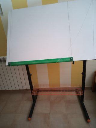 mesa dibujo