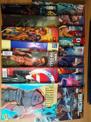 Lote de 16 cómics