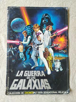 Album Original Años 70 Guerra de las Galaxias