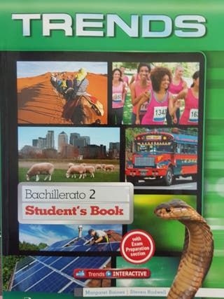 TRENDS Student's book. 9789963510955