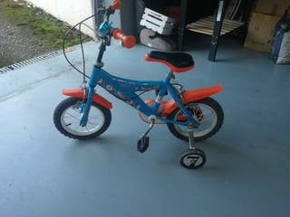 Bicicleta aeroflex, 16 pulgadas