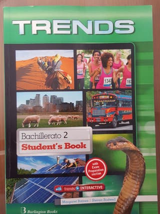 TRENDS STUDENT'S BOOK